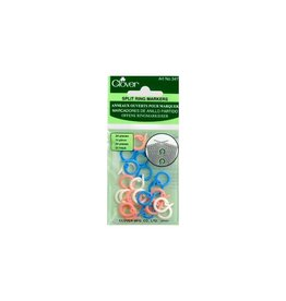Clover Clover Split Ring Marker