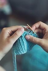 Baaad Anna's Yarn Store Beginner Knitting Class