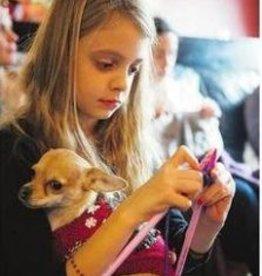 Baaad Anna's Yarn Store Kids Knitting Class