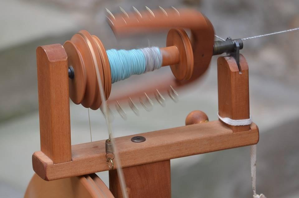 Intermediate Wheel Spinning Class: Plying