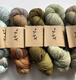 Lichen and Lace Lichen And Lace Matte Sock
