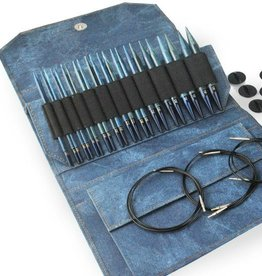 """Lykke Lykke 5"""" IC Indigo Needle Set"""