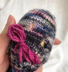 Holli Yeoh Knitting Workshop Mending
