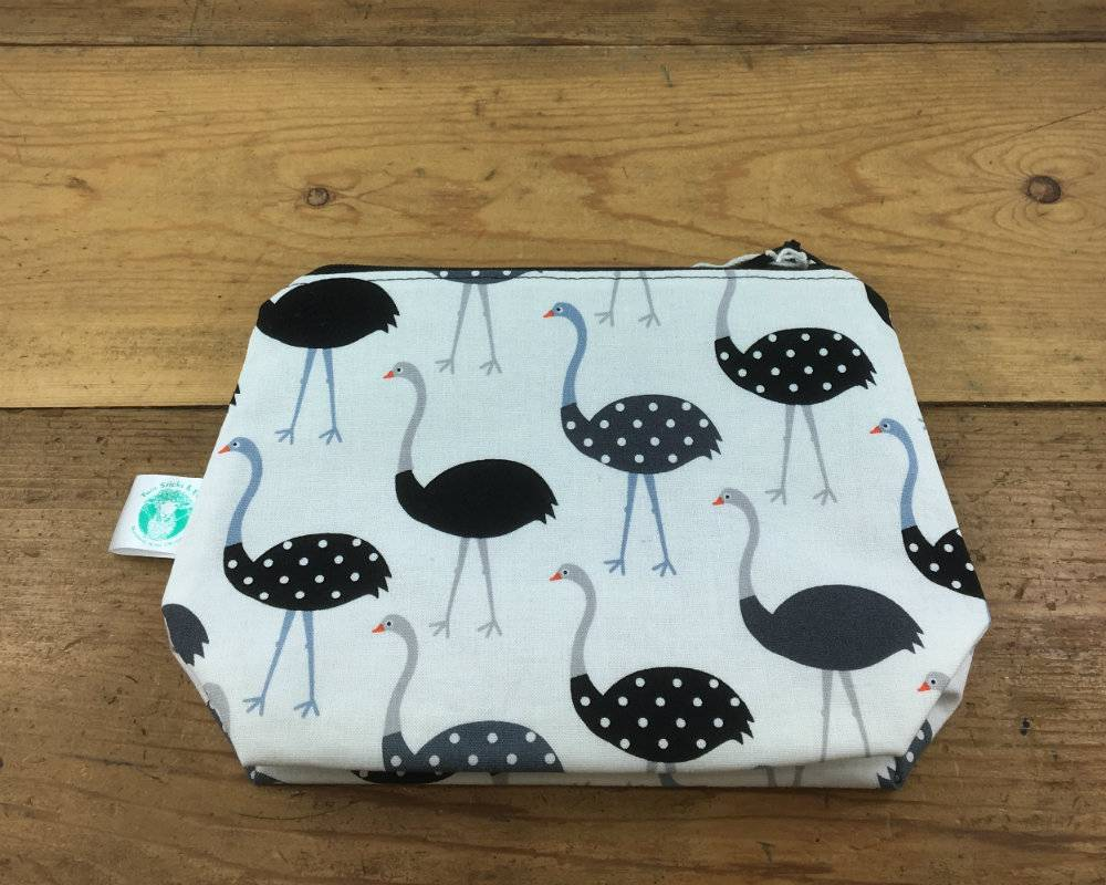 Two Sticks and Ewe Notion Pouch