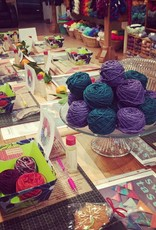 Baaad Anna's Yarn Store Summer Road Trip Yarn Tasting Event 2018