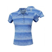 Women's Essentials 3-Stripe Novelty Polo