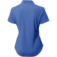 Women's Microdot Short Sleeve Polo