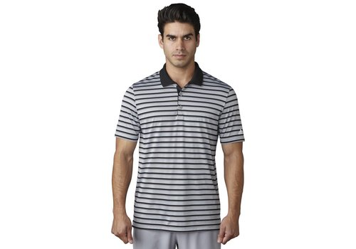 Adidas Club Merchant Stripe Polo