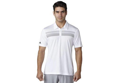 Adidas Climacool Chest Print Polo