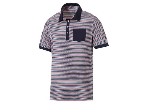 Puma Tailored Pocket Stripe Polo