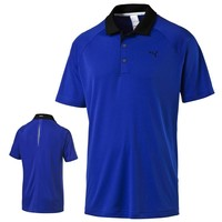 Men's Short Sleeve D-Vent Golf Polo