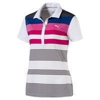 Women's Road Map Golf Polo