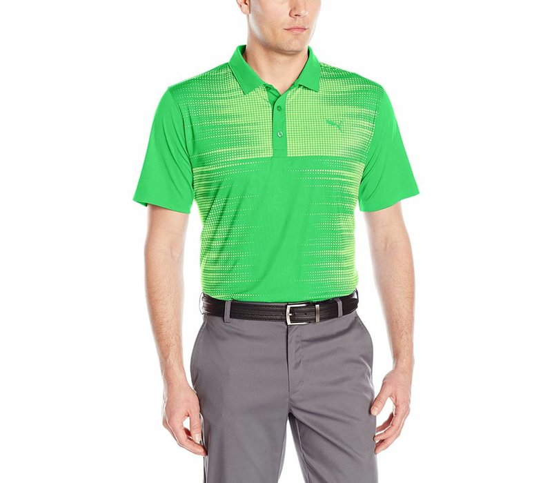 Men's Frequency Golf Polo