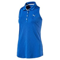 Women's Racerback Golf Polo