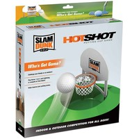 Slam Dunk Hot Shot Putting Game