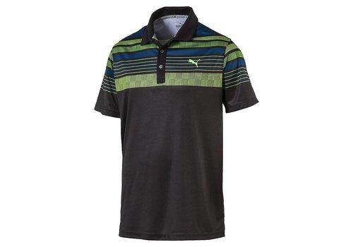 Puma Jersey Stripe Polo