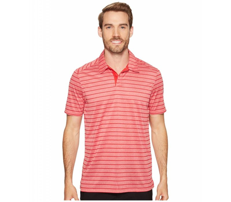 Men's Top Stripe Golf  Polo