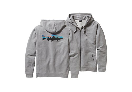 Patagonia Fitz Roy Trout Midweight Full-Zip Hoody