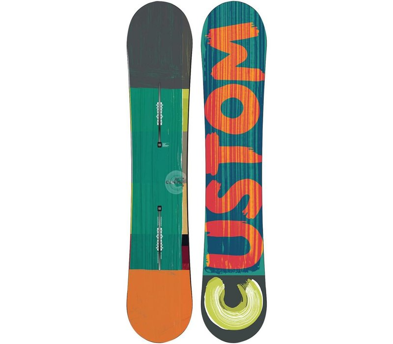 Custom Flying V Snowboard 2015