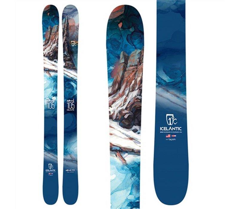 Nomad 105 Skis