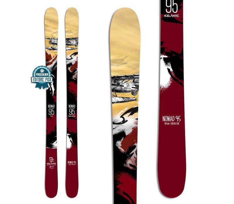 Nomad 95 Skis 2018