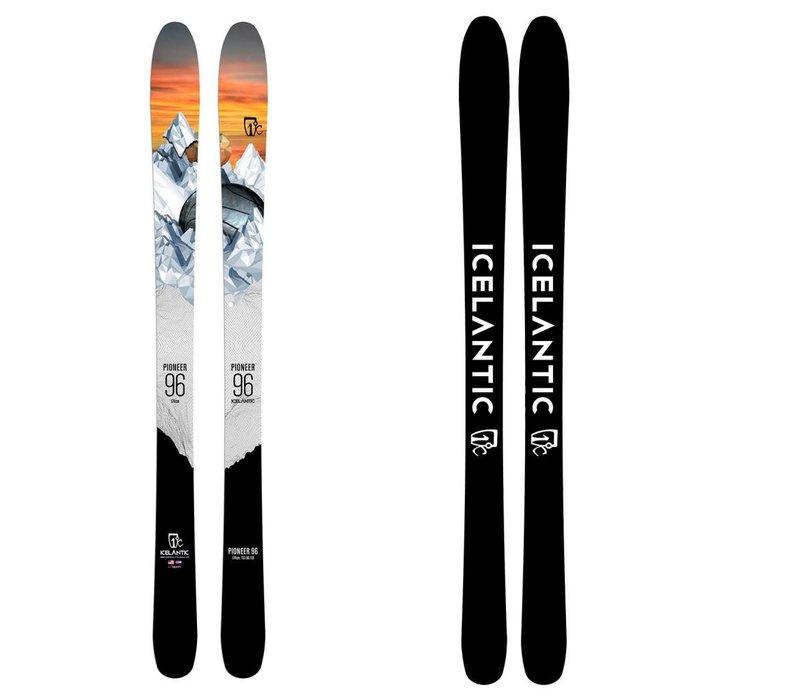 Pioneer 96 Skis 2018