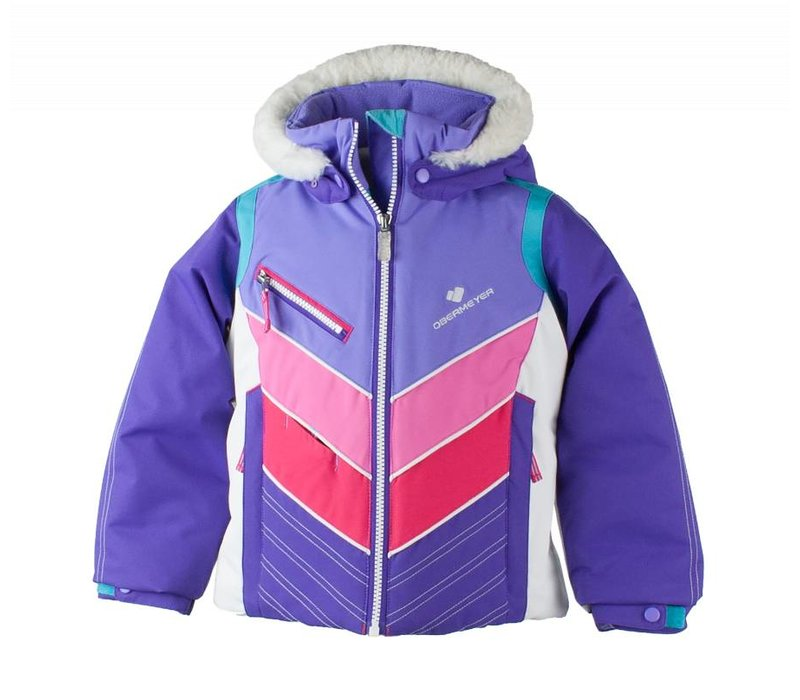 Girls' Sierra Jacket with Fur