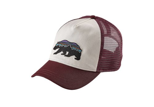 Patagonia W's Fitz Roy Bear Layback Trucker