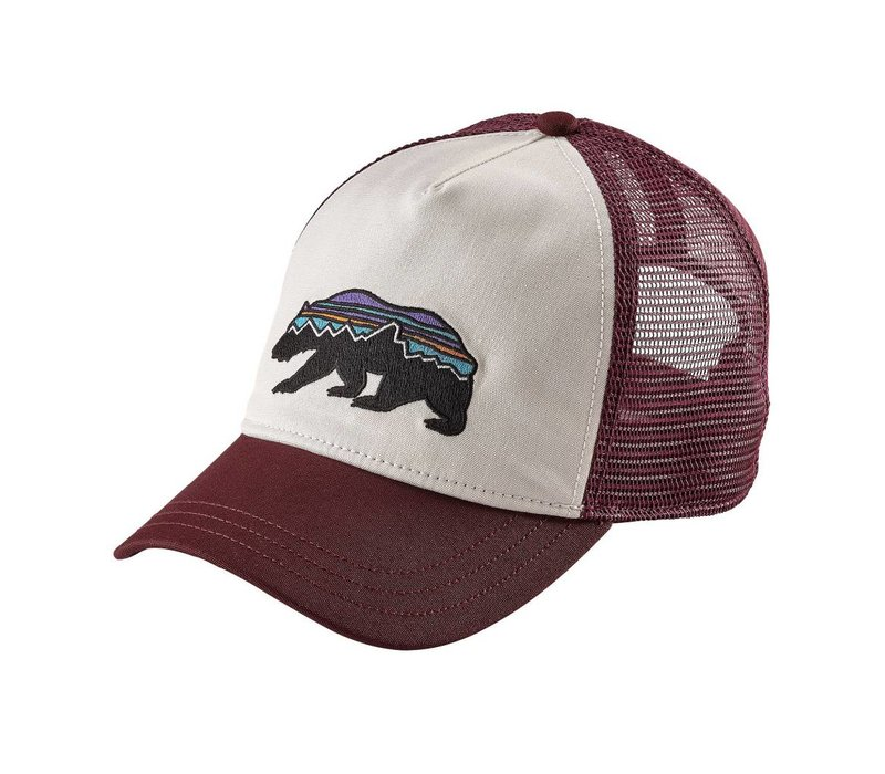 Women's Fitz Roy Bear Layback Trucker Hat