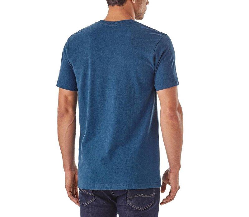Men's Fitz Roy Frostbite Organic Cotton/Poly Responsibili-Tee