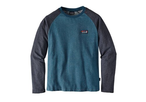 Patagonia Board Short Label LW Crew Sweatshirt