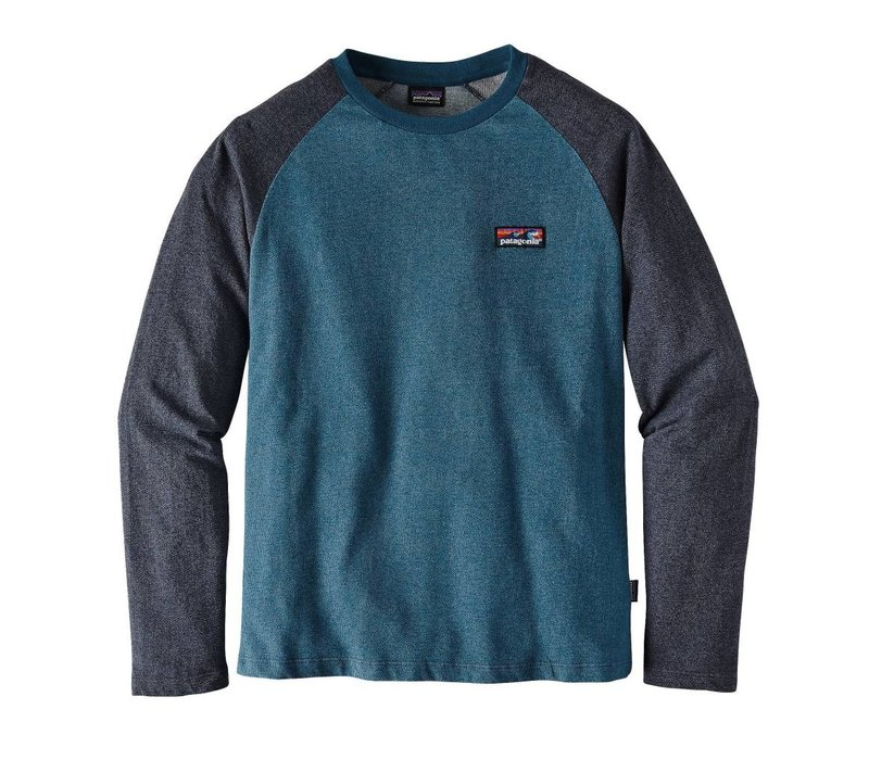 Men's Board Short Label Lightweight Crew Sweatshirt
