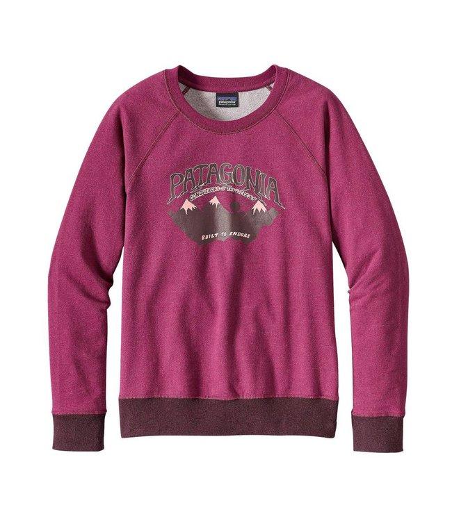 Patagonia W's Hazy Peaks MW Crew Sweatshirt