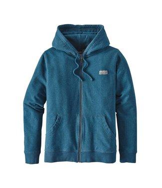 Patagonia W's Pastel P-6 Label MW Full-Zip Hoody