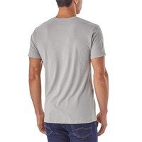 Men's Snow Surf Organic Cotton/Poly T-Shirt