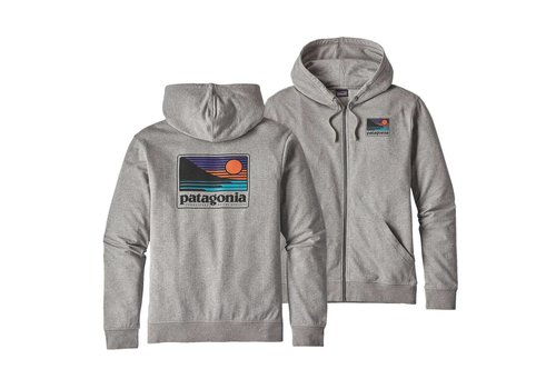 Patagonia Up & Out LW Full-Zip Hoody