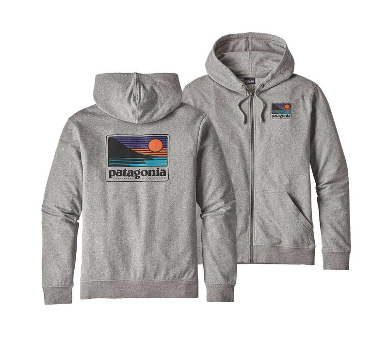 Men's Up & Out Lightweight Full-Zip Hoody