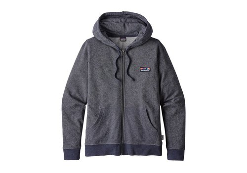 Patagonia W's Board Short Label LW Full-Zip Hoody