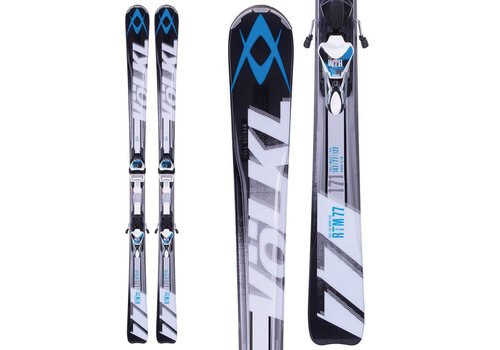 Volkl RTM 77 w/ 4Motion 11.0 Binding