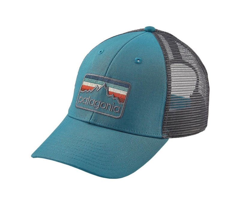 Men's Line Logo Badge LoPro Trucker Hat
