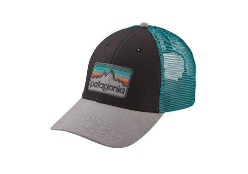 Patagonia Line Logo Badge Lopro Trucker