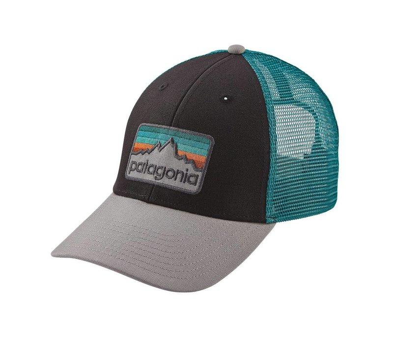 Men's Line Logo Badge LoPro Trucker Hat