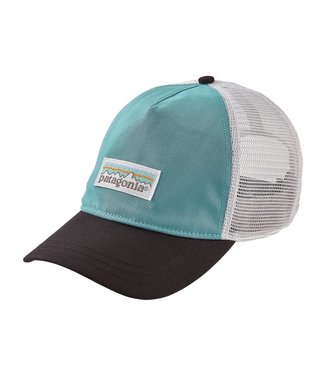 Patagonia W's Pastel P-6 Label Layback Trucker
