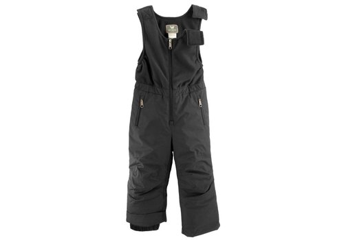 White Sierra Toddler II Ski Bib