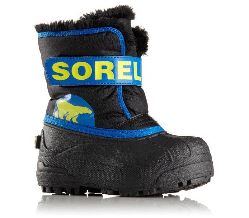 Children's Snow Commander Waterproof Winter Boot