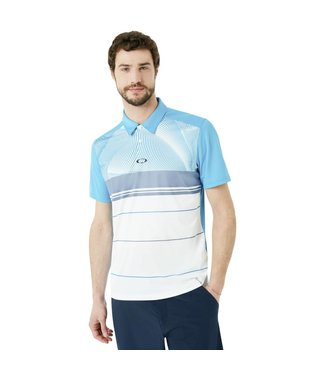 Oakley Aero Motion Block Polo