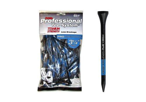 Pride Golf Tee PTS Titanium Strength Tees