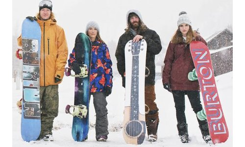 Snowboard Apparel
