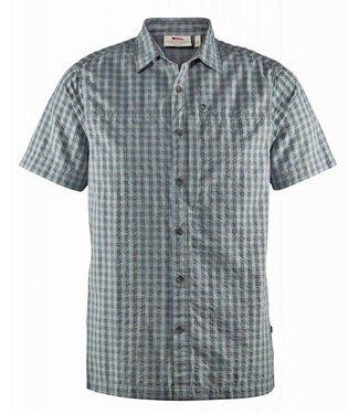Fjallraven Svante Seersucker Shirt SS