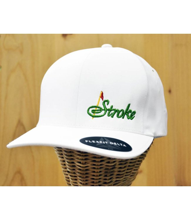 Side Logo Fitted Cap